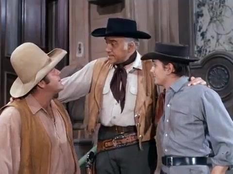 Western TV: **BONANZA**