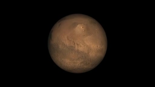 NASA **Mars Mission** 2012