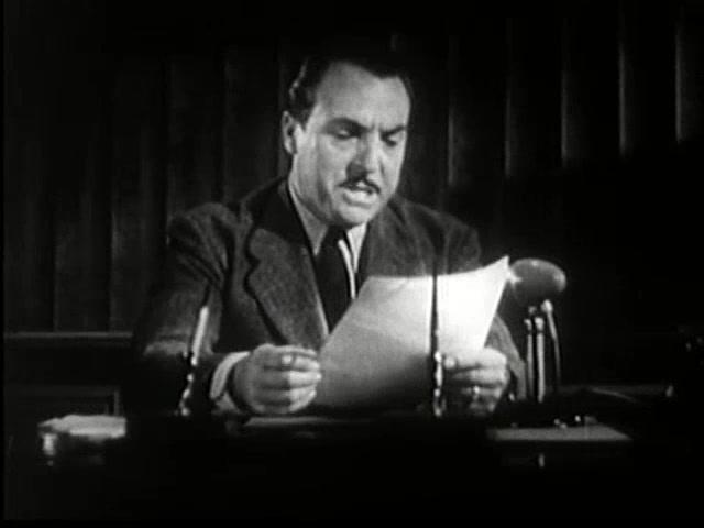 CAPTAIN AMERICA **The Scarlet Shroud** (Episode 3) 1944