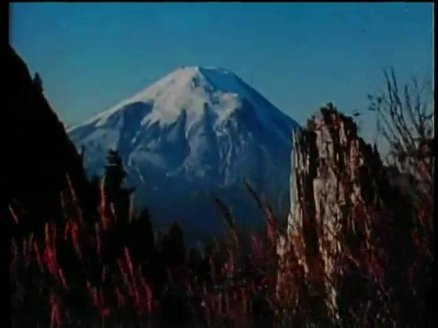 History TV: **ERUPTION OF MT ST HELENS** 1980