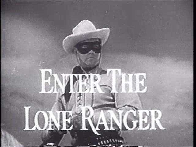Western TV: **ENTER THE LONE RANGER**