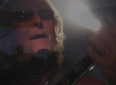 Chris Squire Red Light Ahead
